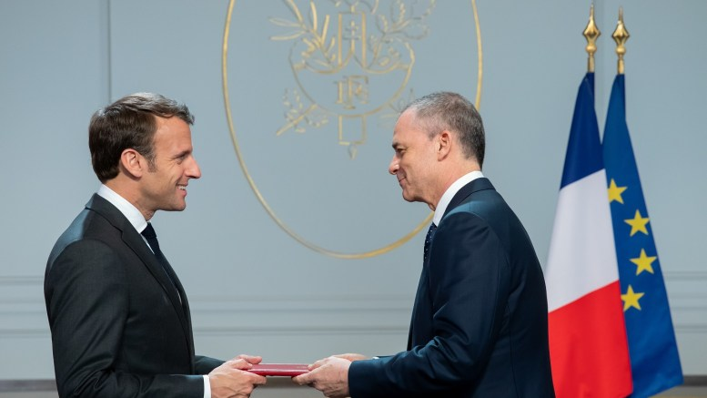 Nuovo Ambasciatore di Monaco in Francia