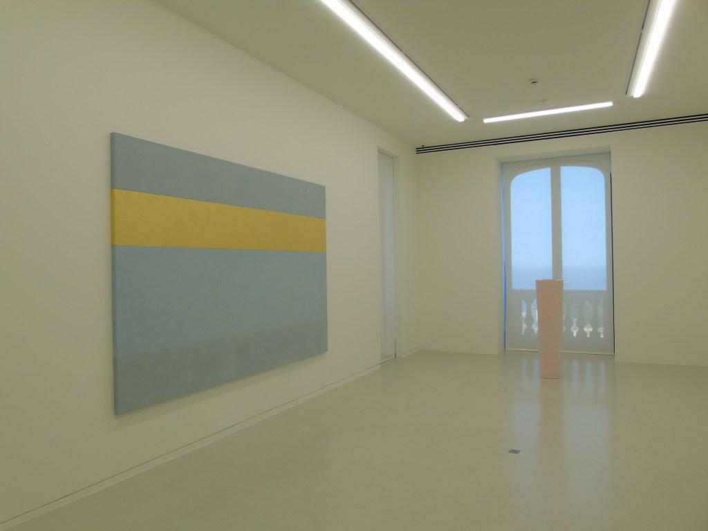 """A Monaco le """"Ombre d'Azzurro"""" di Ettore Spalletti"""