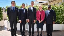 Principato di Monaco: 4 Nuovi Ambasciatori Accreditati