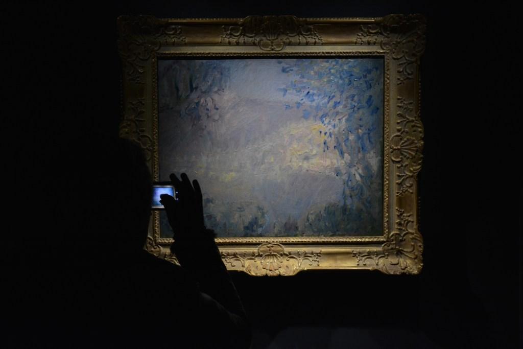 135 Anni fa Monet in Riviera
