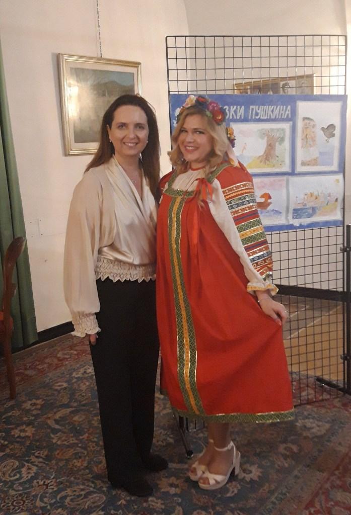 Dina Kotelnikova Raimondi: Trenta Anni fa a Genova da San Pietroburgo