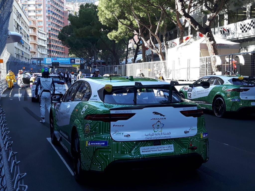 Sul Circuito del Monaco E-Prix 2019