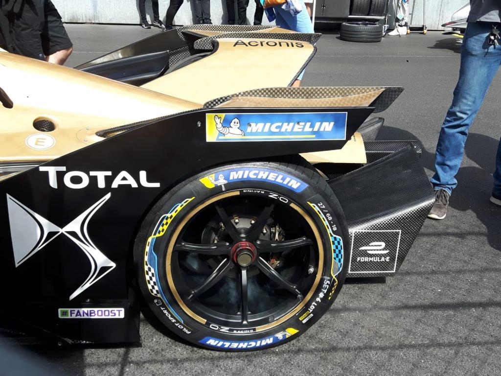 Sul circuito E-Prix 2019