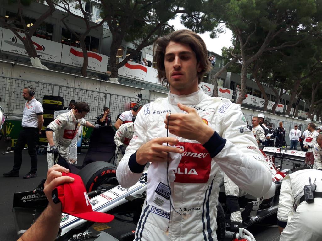 GP di Monaco 2019: Qualche Foto Ricordo di Piloti e VIP