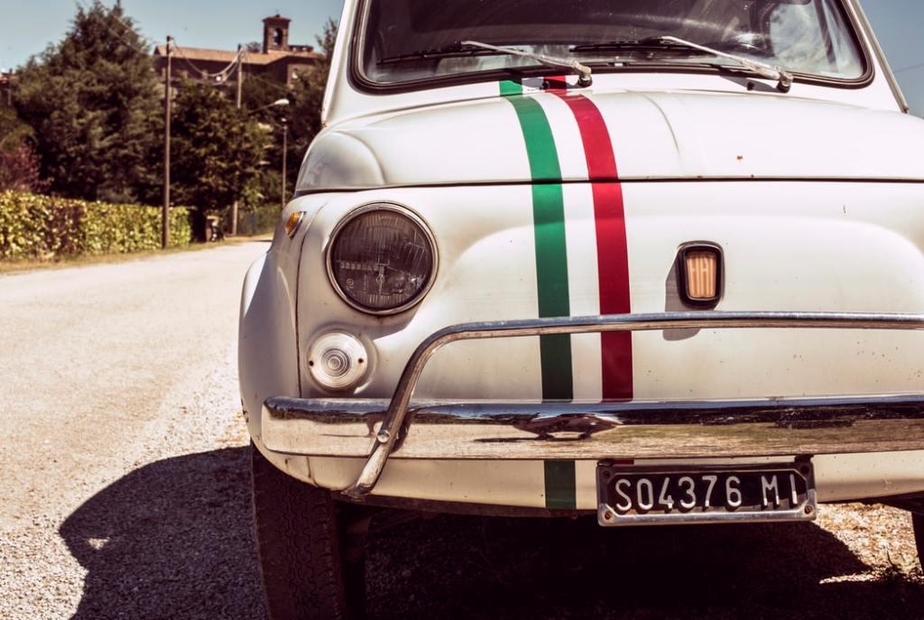 Club Fiat 500 di Monte Carlo:  Passeggiata tra il Principato e l'Italia