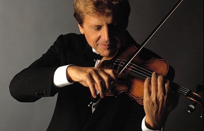 Il Violino di Uto Ughi in Autuno a Monte Carlo