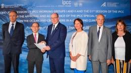 """Da Monaco l'Allarme degli Esperti ONU : """"Le nostre scelte di oggi sono decisive per il futuro degli oceani e della criosfera"""""""