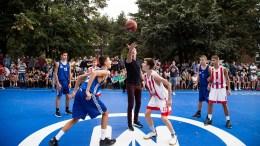 Belgrado: Inaugurato Campo Sportivo Dedicato a Sasa Obradovic, Allenatore del Monaco Basket