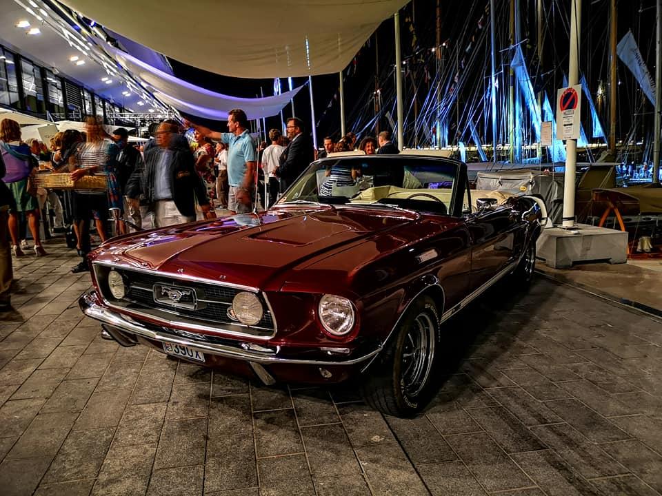 Auto D'epoca alla Monaco Classic Week