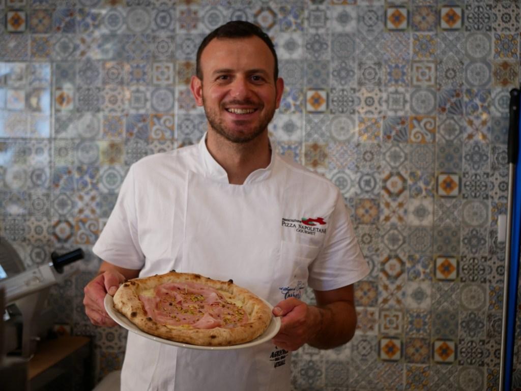 Beausoleil – Intervista a Valerio Di Vaio: la Pizza Napoletana di Padre in Figlio