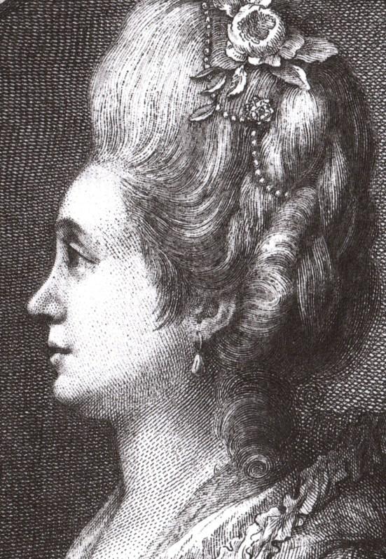 Ernestine Ungnad von Weissenwolf Durazzo : «la Catena che mi Seppe Incatenar»