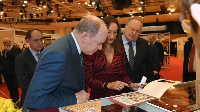 Filatelia: Successo per MonacoPhil 2019