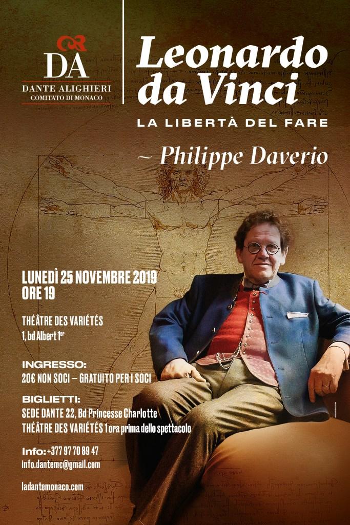 Monte Carlo: Philippe Daverio Racconta Leonardo Da Vinci