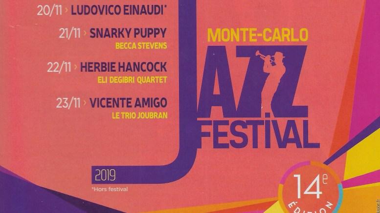 Ludovico Einaudi e i Grandi Interpreti Internazionali al Monte Carlo Jazz Festival
