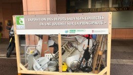 Anche a Monte Carlo la Campagna per Riciclare Correttamente i Rifiuti