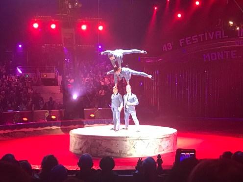 Programma del Festival del Circo di Monte Carlo. Eventi e Artisti