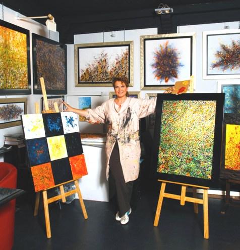 Fiorella Pierobon: In Viaggio con la Mia Arte