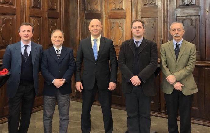 Il Ministro Laurent Anselmi a Torino per la Giornata di Studio sulle Storiche Relazioni con il Principato