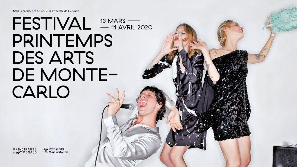 Al Via il Festival Printemps des Arts Di Monte Carlo, Presieduto dalla Principessa Caroline