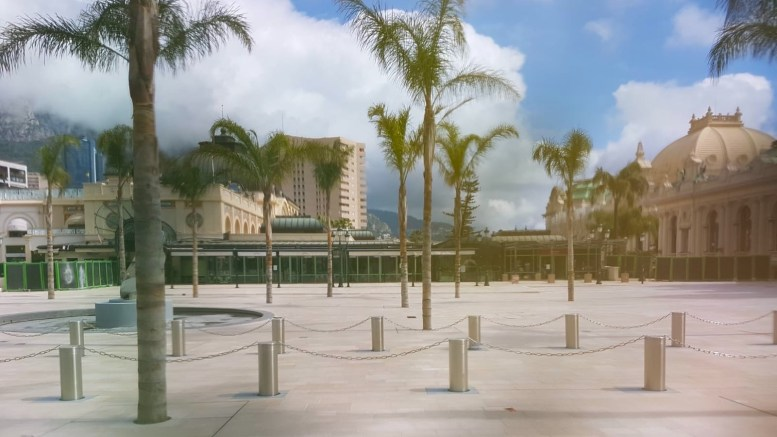 La Nuova Piazza del Casinò di Monte Carlo