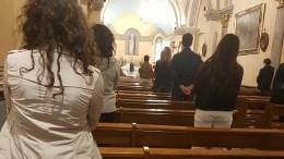 Messa Chiesa Santa Devota Montecarlo Coronavirus Ft GMD