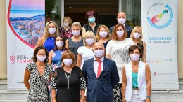 Il Comitato per la Promozione e la Protezione dei Diritti delle Donne Firma il Patto per la Transizione Energetica di Monaco