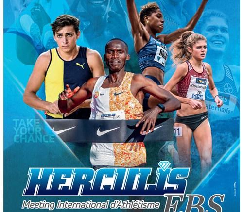 Herculis EBS 2020: Ad Agosto Arrivano i Campioni nel Principato di Monaco