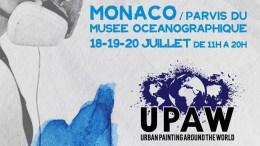 Monaco: con Urban Painting Around The World un Mediterraneo Senza Plastica e Inquinamento