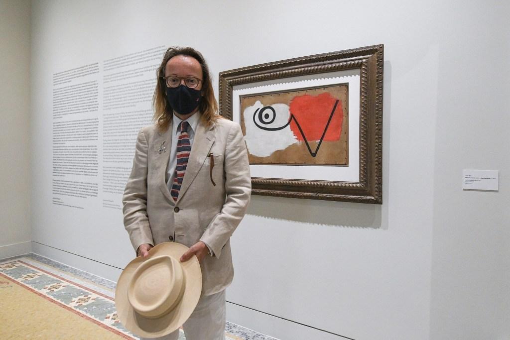 Mostra su Miró nel Principato di Monaco