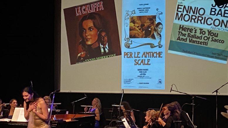 Concerto Omaggio a Ennio Morricone a Monte Carlo