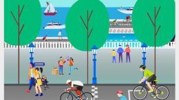 In Bicicletta a Monte Carlo