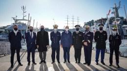 Delegazione della Gendarmeria Marittima Francese in Visita a Monaco