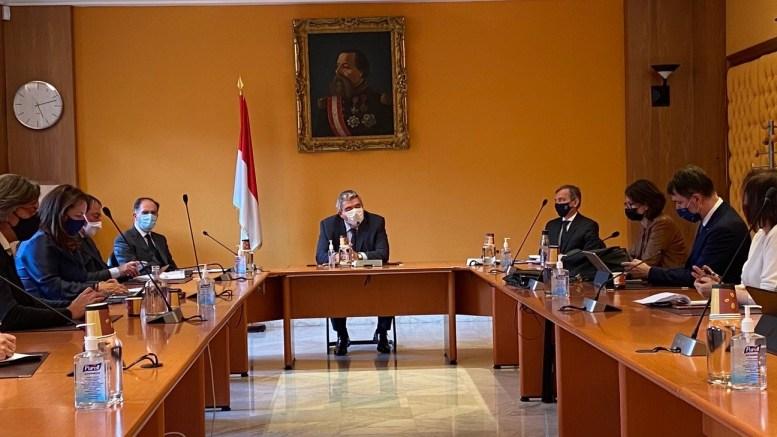 Il Governo di Monaco fa il Punto sull'Impatto Economico del Covid-19 con i Rappresentanti dei Diversi Settori