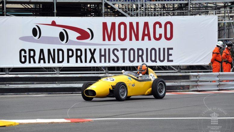 Gran Premio Storico di Monaco 2021 Aperto al Pubblico (Residenti, Dipendenti e Clienti degli Hotel)