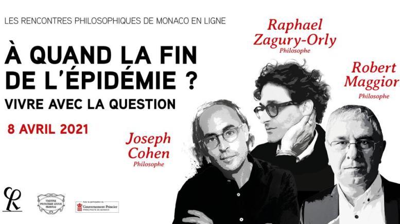 A Quando la Fine dell'Epidemia? Conferenza degli Incontri Filosofici di Monaco