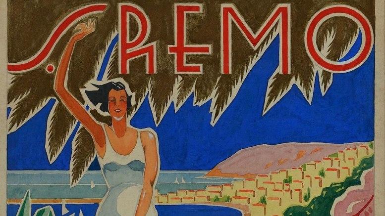 Il Turismo a Sanremo in una Mostra