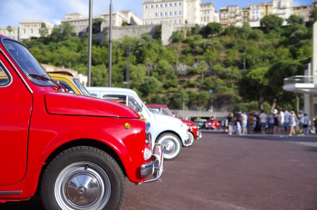 La mitica Fiat 500 Protagonista a Monte Carlo