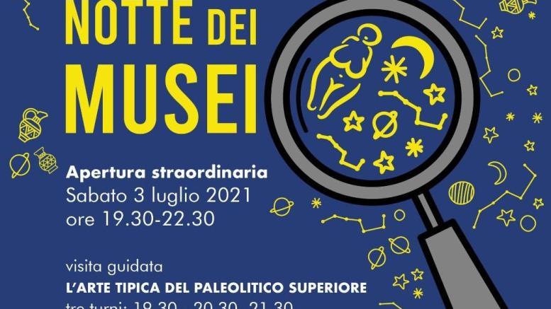 La Notte dei Musei ai Balzi Rossi