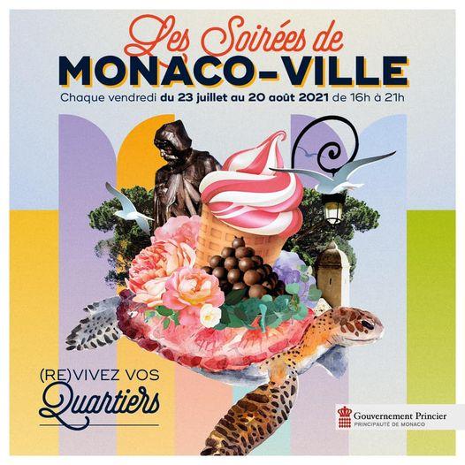 Serate estive a Monaco Ville