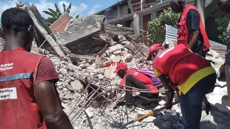 Terremoto ad Haiti, Azione di Solidarietà della Croce Rossa di Monaco