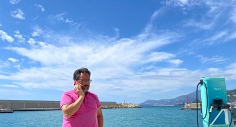 Ventimiglia Porto Cala Del Forte. Sergio Scibilia. Jpg