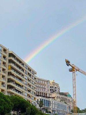 L'Arcobaleno a Monte Carlo