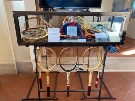 Dove è Nato il Primo Circolo di Tennis in Italia?