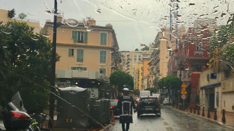 Allerta Gialla per Pioggia e Vento nel Principato: le Misure Precauzionali