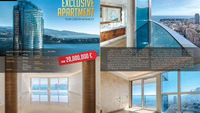 Photo of Tour Odéon Monaco: Exclusive Apartment