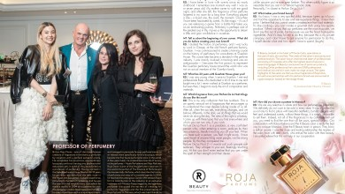 Photo of Roja Parfums in Monaco: Interview with Roja Dove