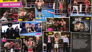 Photo of Monte-Carlo Boxing Showdown