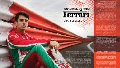 Photo of Monegasque in Ferrari: Charles Leclerc's Speed of Success