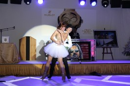 Delice Show performers
