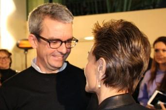 Celina meets Albert Kriemler